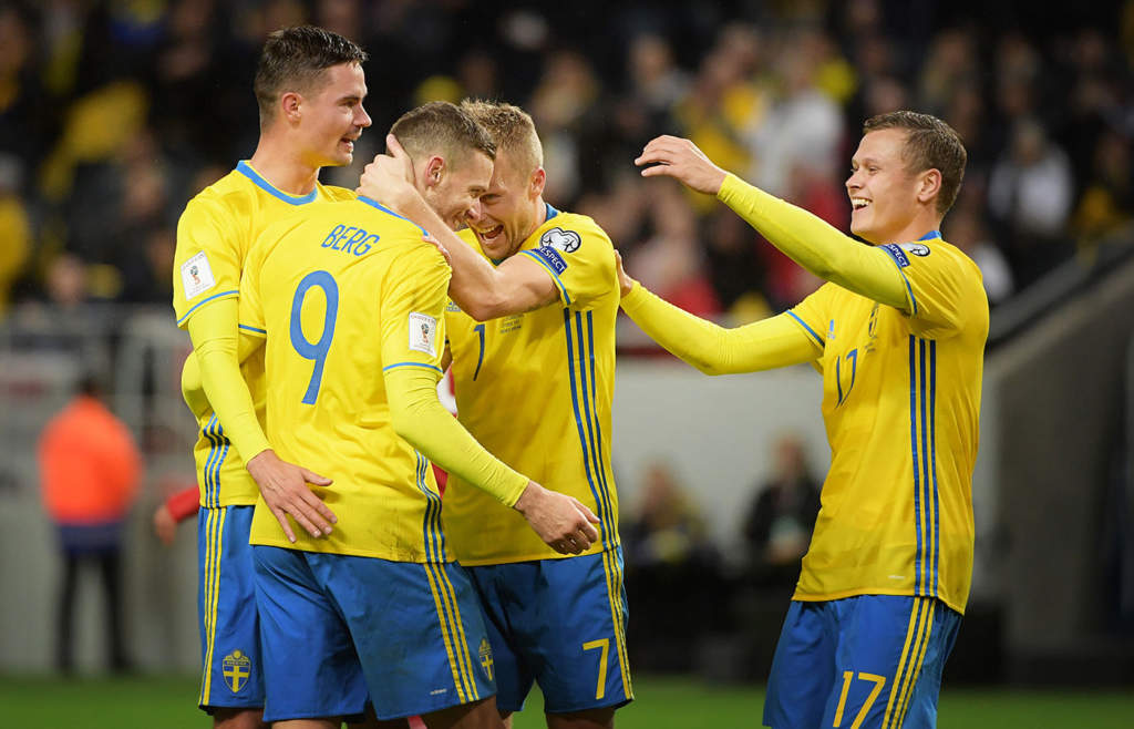 Storsegern tog Sverige ett stort steg mot VM-playoff, en position som cementerades några dagar senare.
